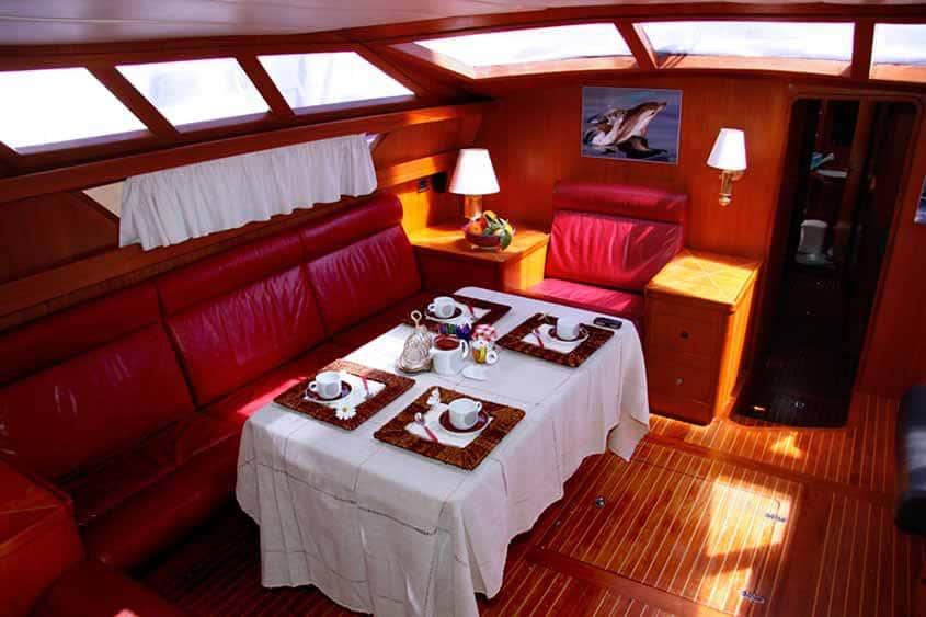 Pelagos boat