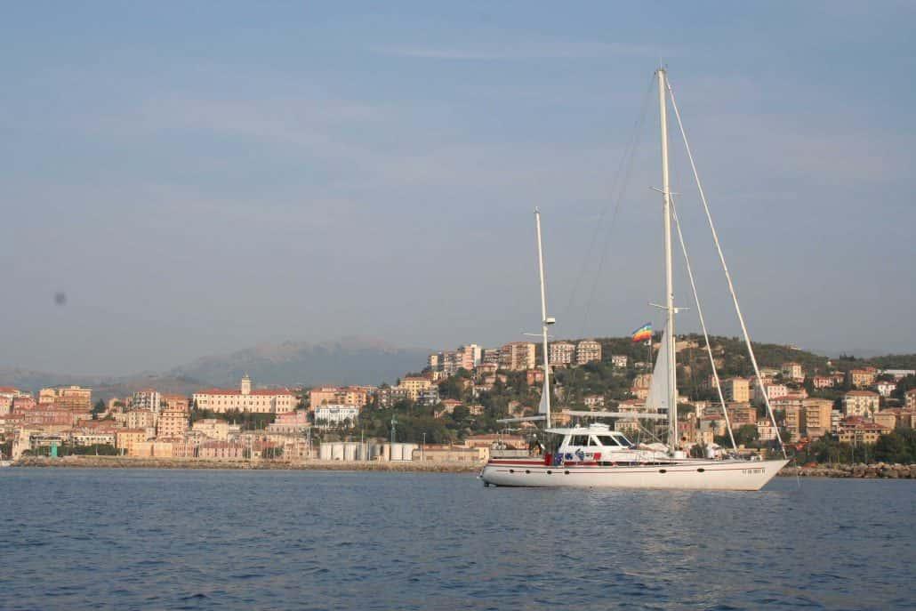 boat Pelagos