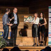 Premio nazionale Anello Verde a Tethys